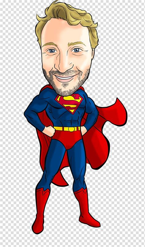 library  super man holding png black  white