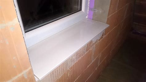 innenfensterbaenke einbauen micro carrara selbst eingebaut