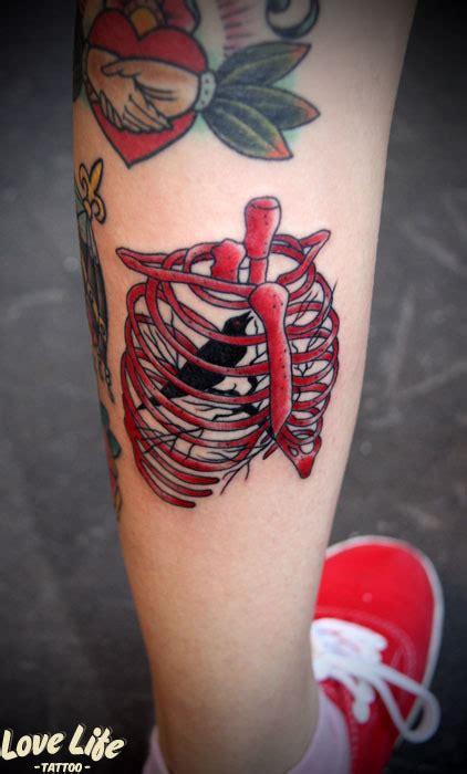 ribs tattoo  tumblr
