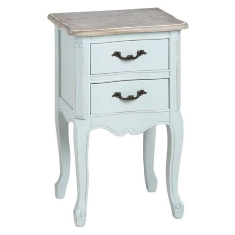 bedside tables shabby chic duck egg shabby chic bedside table