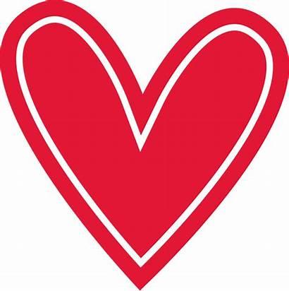 Hearts Scribble Clipart Heart Transparent Doodle Doodles