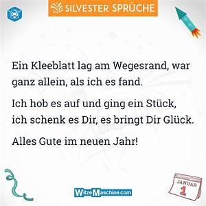 Lustige Bilder Jahreswechsel : silvesterspr che lustige silvester spr che kleeblatt gl ck silvesterwitze ~ Buech-reservation.com Haus und Dekorationen