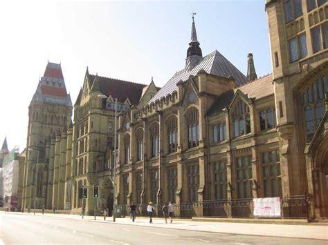 manchester university buildings architecture  architect