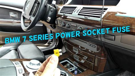 Aux Not Working In Car by Bmw E65 E66 Cigarette Lighter Power Socket Usb Not Working