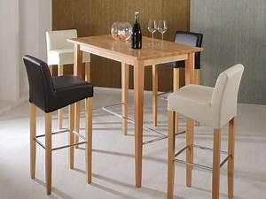 Bartisch Mit Stühlen Günstig : bistro stehtisch g nstig sicher kaufen bei yatego ~ Markanthonyermac.com Haus und Dekorationen
