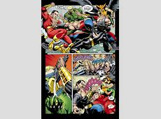 Captain Marvel & Superman vs Thor & Beta Ray Bill