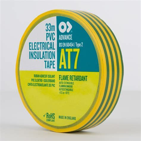 Advance AT7 PVC Electrical Insulation Tape   Le Mark Group