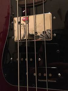Fender Wide Range Humbucker Telecaster Bass Pickup