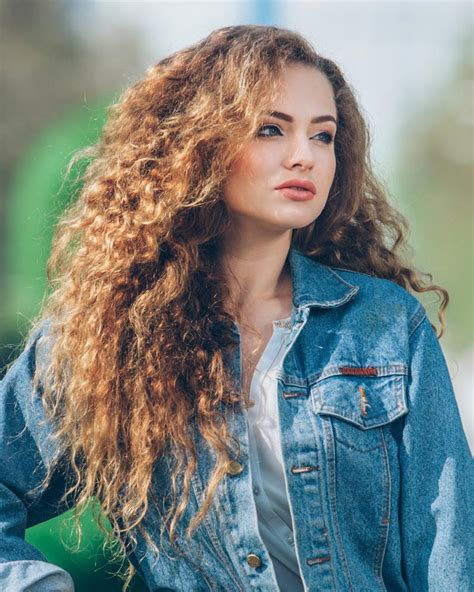 Long Curly Hairdo With Extra Special Care News Share