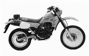 Kawasaki Klr600 Klr 600 Kl600 Manual