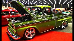 59 Chevy Pickup Pigeon Forge Rod Run