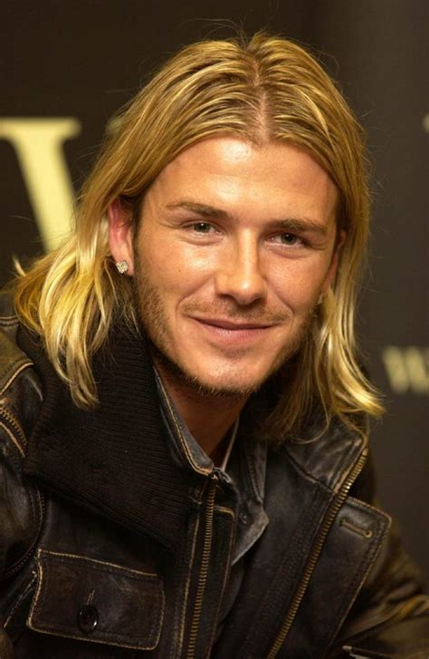 45 Best David Beckham Hair Ideas (All Hairstyles Till 2017)