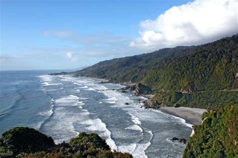 coastal scenery west coast places te ara encyclopedia
