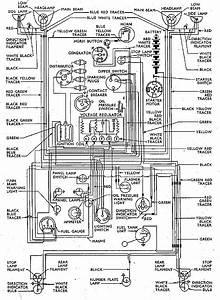 140  Wiring Diagram Thames 300e Van Prior Febuary 1955