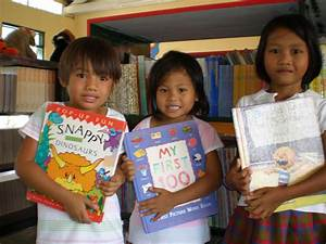 Donate to Help Deprived Children - Philippine School Charity