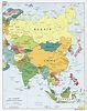 Asia - Maps - Research Guides at Naval Postgraduate School ...