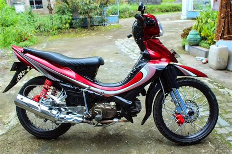 Modifikasi Jupiter Z 2008 by Foto Modifikasi Jupiter Z Racing Thecitycyclist