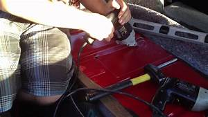 Camaro Fuel Pump Trap Door
