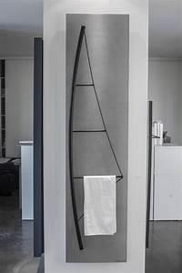 porte serviette salle de bain design galerie avec best With seche serviette design salle de bain