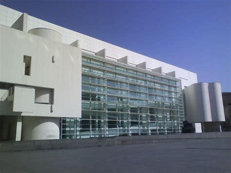 barcelona museum of contemporary