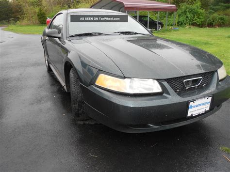 1999 Ford Mustang 35th Anniversary Coupe 5 Speed
