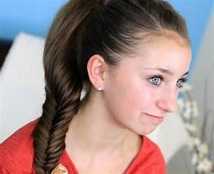 25 Superlative Fishtail Hairstyles Ideas SheIdeas