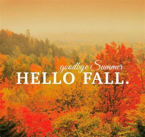 goodbye summer  fall pictures   images