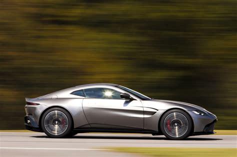 Aston Martin 2019 : 2019 Aston Martin Vantage First Look