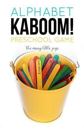 kaboom preschool alphabet game   simple costs