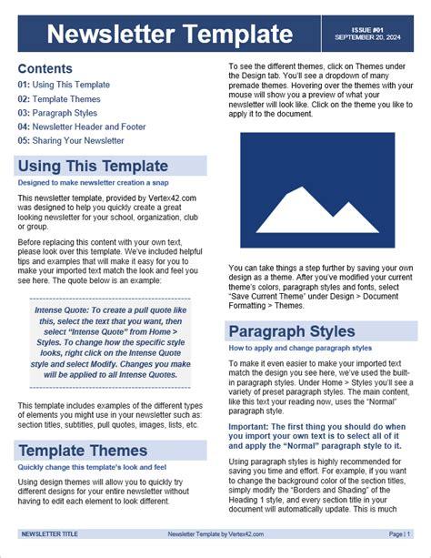 Newsletter Template Floridaframeandart Collection Newsletter