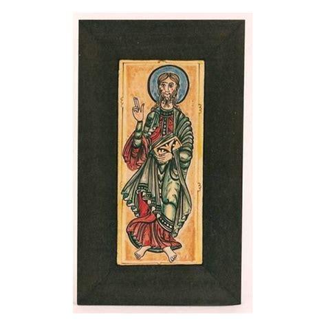 piastrelle dipinte a mano santiago ap 243 stol miniatura codex calixtinus
