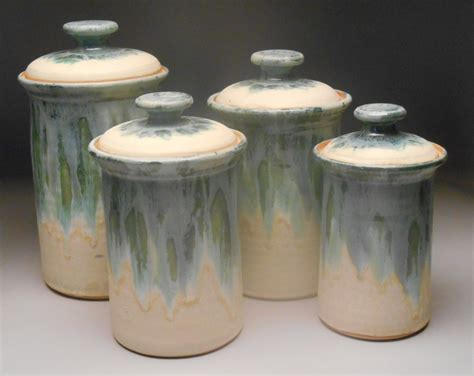 vintage kitchen canisters sets canisters marvellous pottery kitchen canisters canister