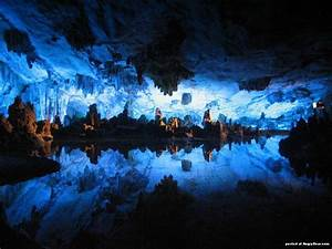 Reed Flute Cave tourist attraction in China | AngryBoar ...