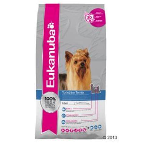 eukanuba adult breed specific yorkshire terrier guenstig