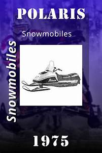 1975 Polaris Snowmobiles Master Repair Manual 9910749