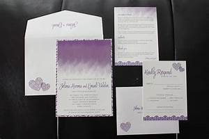 je39s banff ombre purple wedding wedding invitations With wedding invitations printing calgary