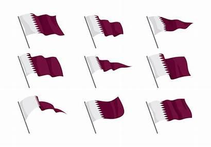 Vector Qatar Flag Clipart Vectors Graphics Vecteezy