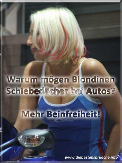 blondinensprueche