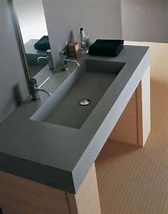 meuble salle de bain 1 vasque 2 robinets galerie et vasque With meuble salle de bain 1 vasque 2 robinets