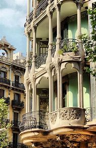 Barcelona Spain Architecture