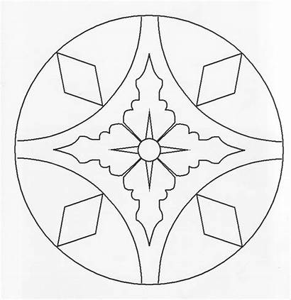 Rangoli Coloring Pages Printable Bestcoloringpagesforkids
