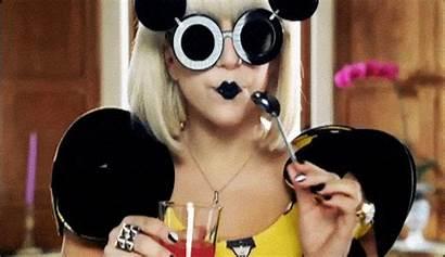 Gaga Lady Paparazzi Gifs Pop Fame Telephone