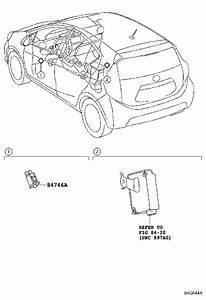 2017 Toyota Prius C Tire Pressure Monitoring System Reset