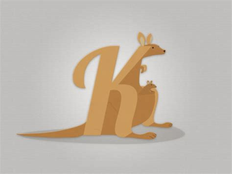 20 kangaroo logo designs inspiration ideas graphic cloud