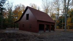 built on site custom amish garages in oneonta ny amish With amish barn company