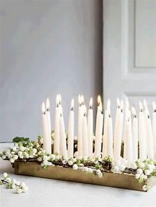 Decoration De Noel Table : inspiration d co pour un no l lumineux cocon d co ~ Melissatoandfro.com Idées de Décoration