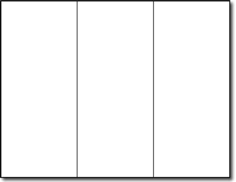 Blank Brochure Template Word Csoforuminfo