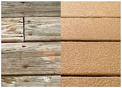 rubberized paint deck stain options