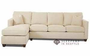 customize and personalize jersey chaise sectional fabric With sectional sleeper sofa nj