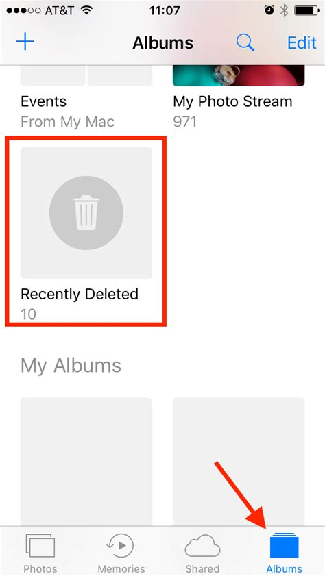 recently deleted photos iphone how to empty trash on iphone ios 10 tricks you need to know Recen